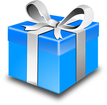 Birthday present free pictures on pixabay present gift blue ribbon bow silver christ negle Gallery