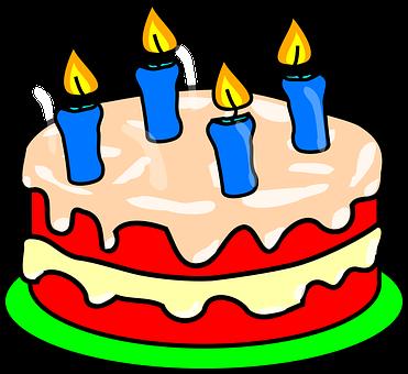 gâteau, d'anniversaire - images gratuites sur pixabay