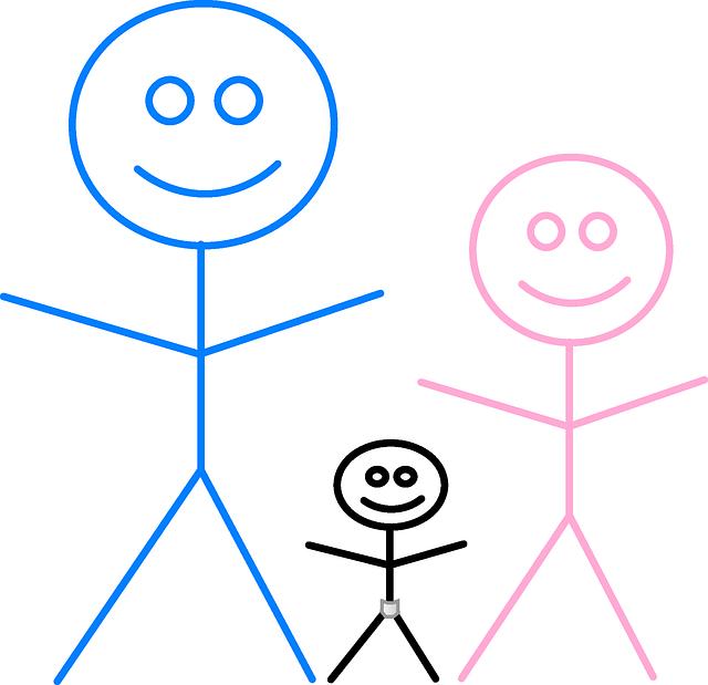 Ребенок картинка схематично