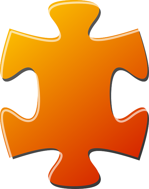 jigsaw piece puzzle 183 free vector graphic on pixabay