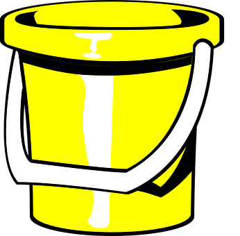 Yellow Bucket Free Pictures On Pixabay