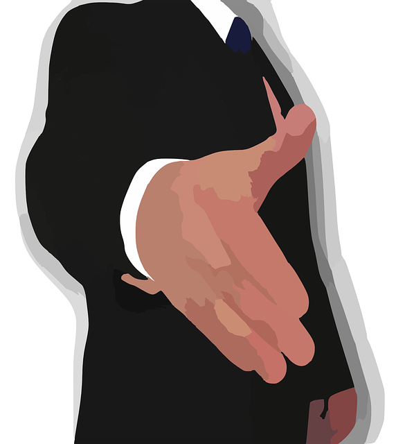 hand agreement greeting 183 free vector graphic on pixabay