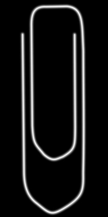 image vectorielle gratuite trombone fournitures de bureau image gratuite sur pixabay 308492. Black Bedroom Furniture Sets. Home Design Ideas