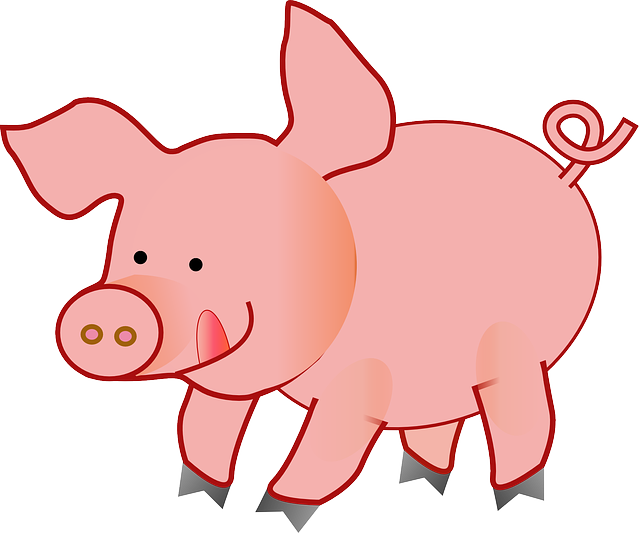 Pig Cute Tongue · Free Vector Graphic On Pixabay