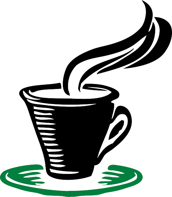 Clip Art Coffee Table: Cup Hot Coffee · Free Vector Graphic On Pixabay