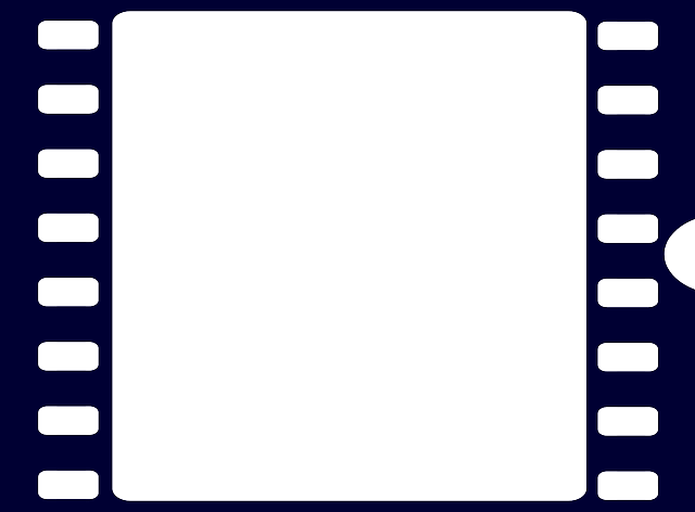 Film Strip Picture Blank · Free vector graphic on Pixabay