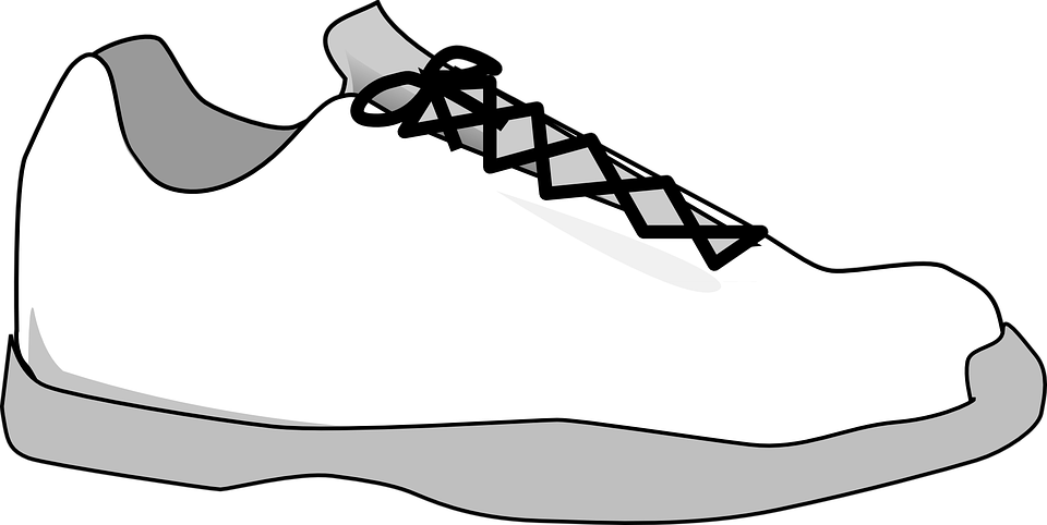 Shoe Sneaker Trainer Free Vector Graphic On Pixabay