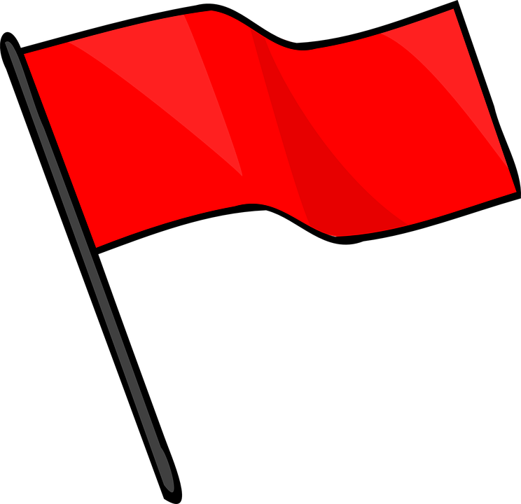 Red Flag Capture · Free vector graphic on Pixabay