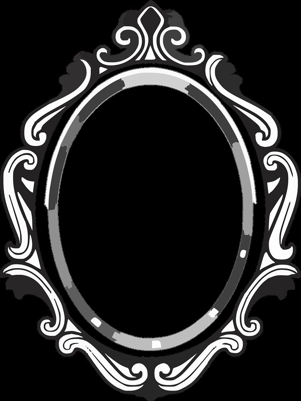 вектор картинки для зеркал
