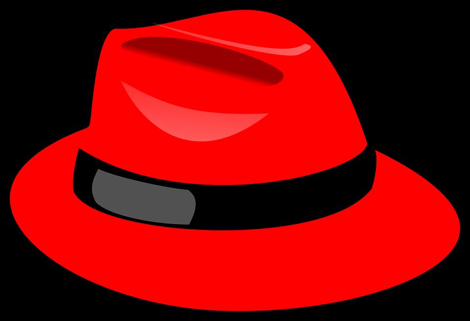 32f4cea82fef3 Sombrero Rojo La Moda - Gráficos vectoriales gratis en Pixabay
