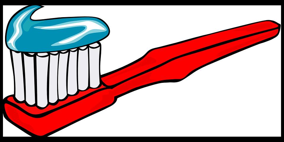 Personajes De Dibujos Animados Dentales Ilustración Del Vector