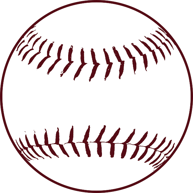 Baseball Stitches Softball 183 Free Vector Graphic On Pixabay