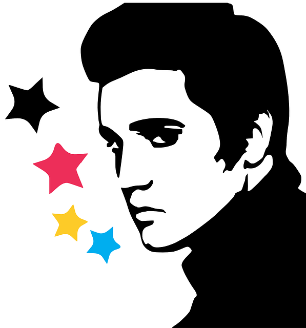 elvis clipart graphics free - photo #8