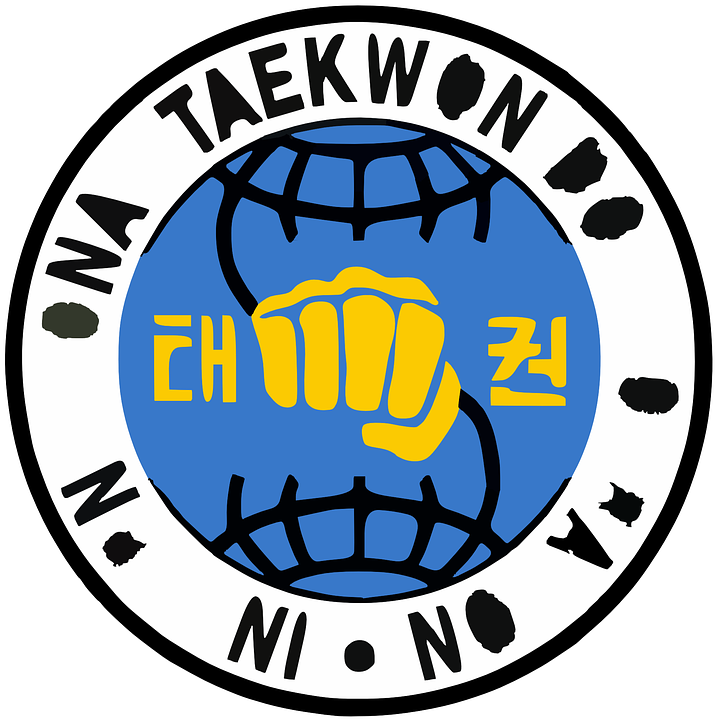 Free Vector Graphic: Ona, Taekwondo, Martial Arts, Logo