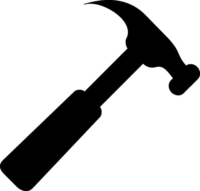 Tool Hammer Carpenter · Free vector graphic on Pixabay