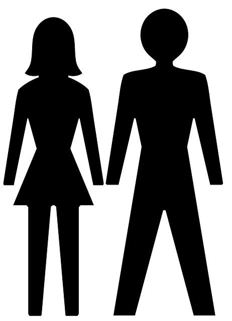 Free Vector Graphic Couple Man Woman People Male