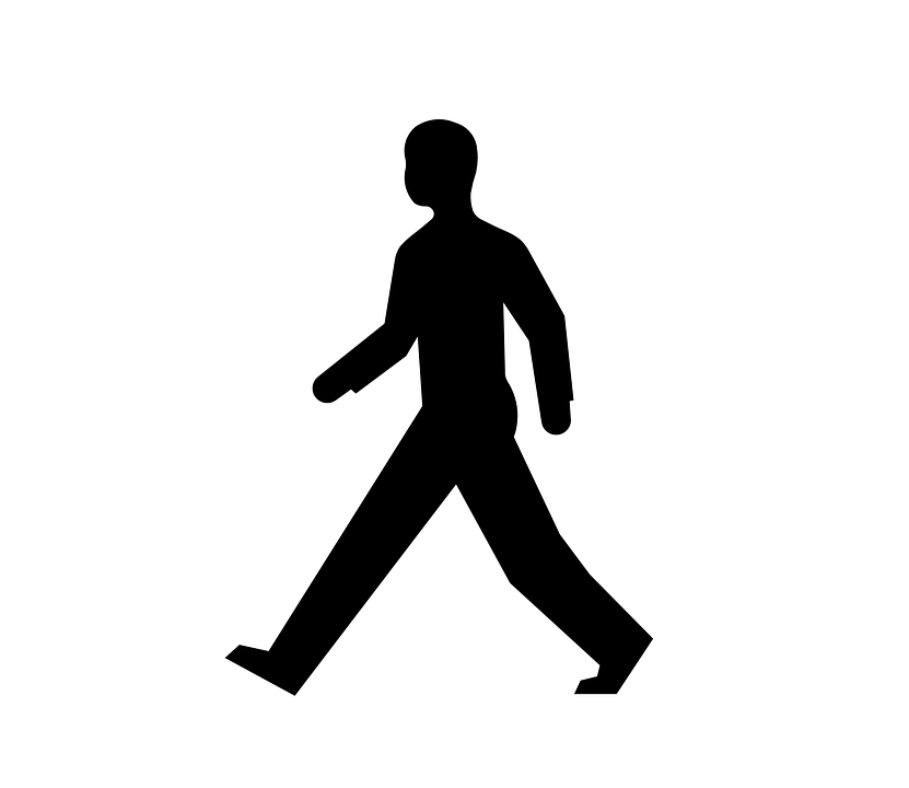 man walking person free vector graphic on pixabay man walking person free vector