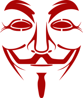 Guy Fawkes Mask Anonymous Protesting Prote