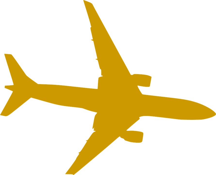 airplane jet aircraft free vector graphic on pixabay rh pixabay com airplane graphic design software airplane graphics free