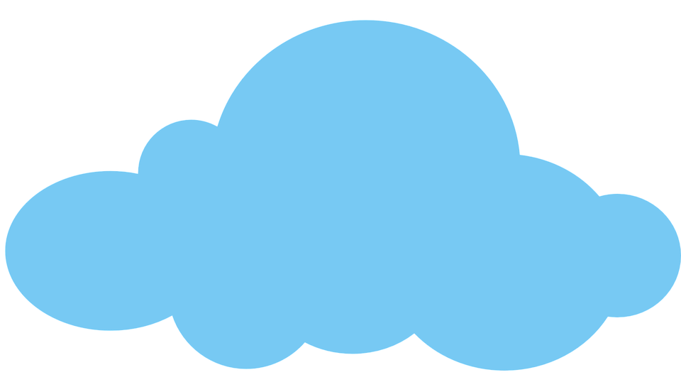 cloud blue sky free vector graphic on pixabay rh pixabay com cloud vector art cloud vectoriel
