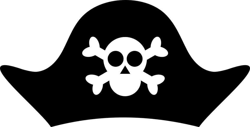 Pirate Hat Skull Vector Graphic Pixabay