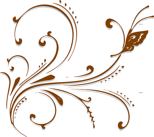 Scroll Drawing: Scroll Design Retro · Free Vector Graphic On Pixabay