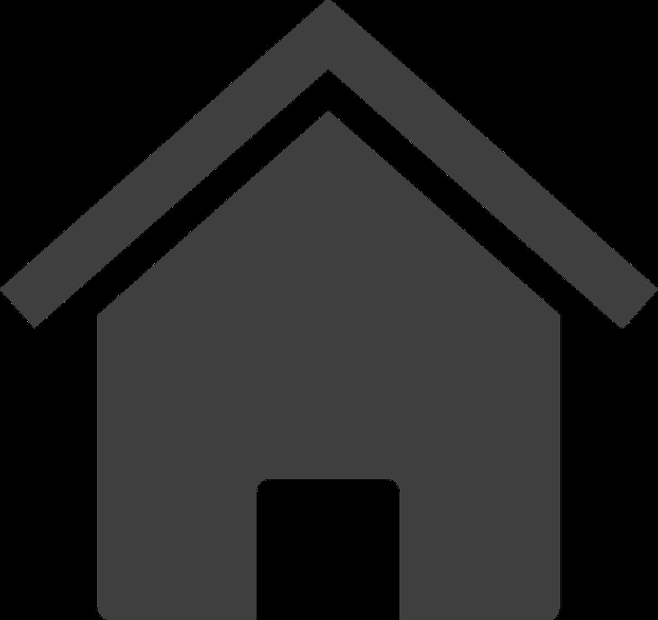Dom Strona Główna Ikona - Darmowa grafika wektorowa na Pixabay