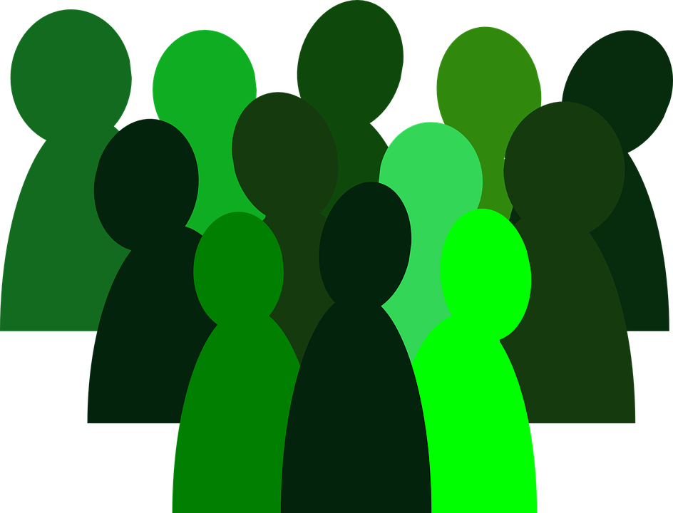 People Group Crowd · Free vector graphic on Pixabay