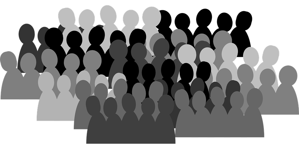 People Group Crowd - Free vector graphic on Pixabay