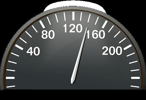 Speedometer, Kilometers, Dashboard