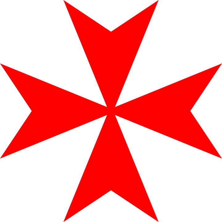 cross red maltese free vector graphic on pixabay rh pixabay com maltese cross graphic