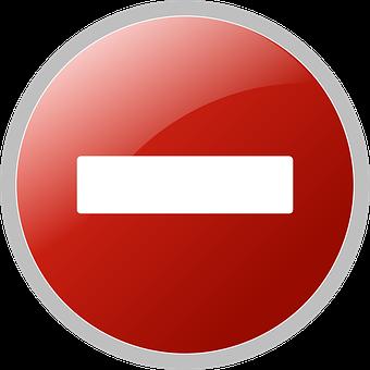 Delete, Button, Symbol, Sign, Icon, Web