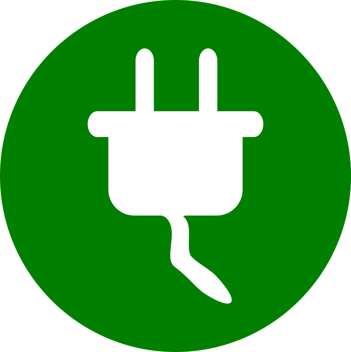 Power Plug Symbol Icon Free Vector Graphic On Pixabay