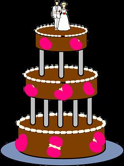Hochzeitstorte Bilder Pixabay Kostenlose Bilder Herunterladen