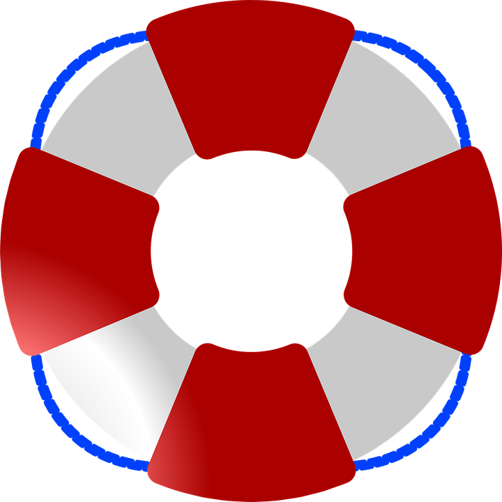Lifesaver Ring Rescue 183 Free Vector Graphic On Pixabay