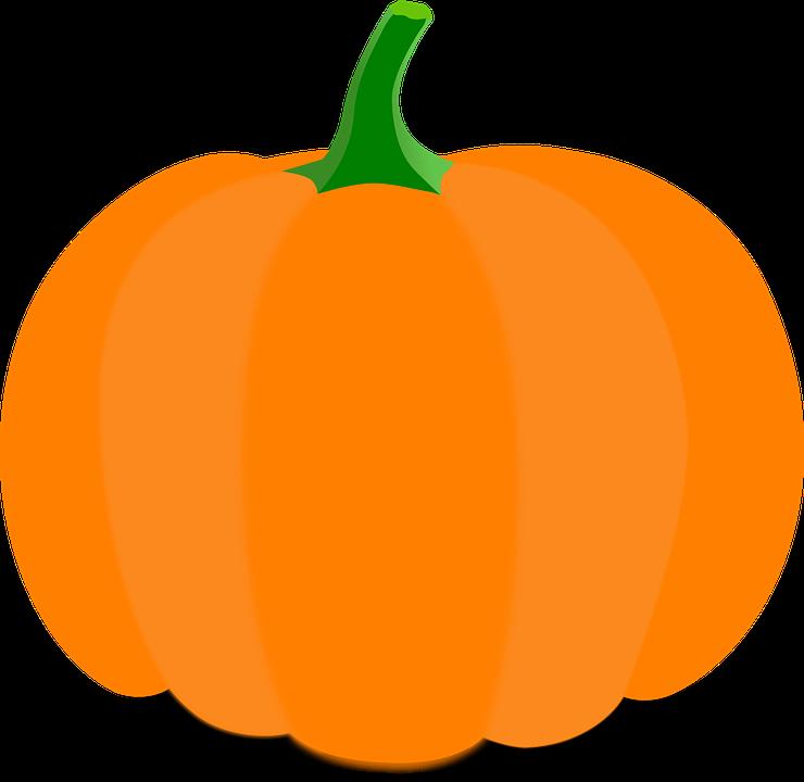 Calabaza Dibujos Animados Orange Graficos Vectoriales Gratis En - Calabazas-animadas