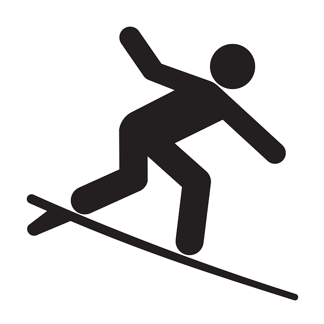 free vector graphic  surfer  silhouette  surf  sport - free image on pixabay