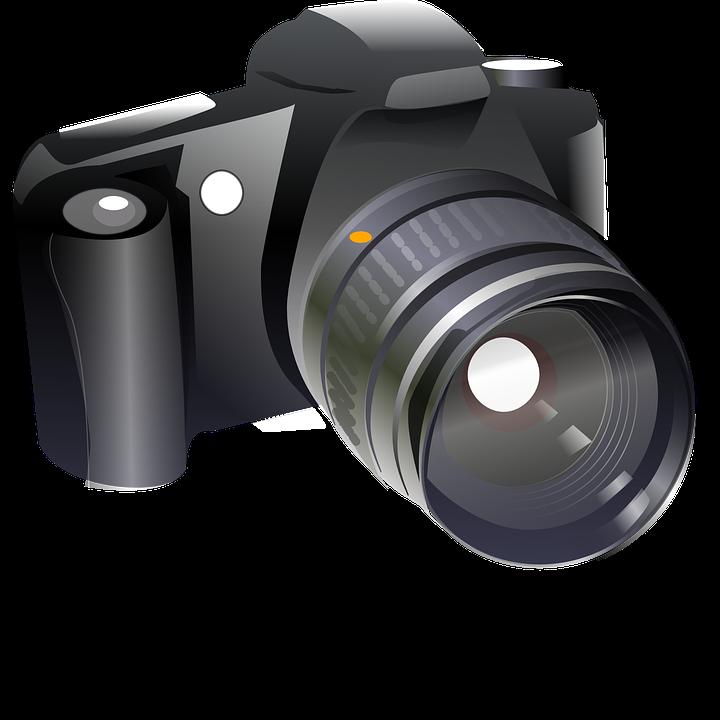 Fabulous Image vectorielle gratuite: Appareil Photo, Dessin, Lentille  XS96