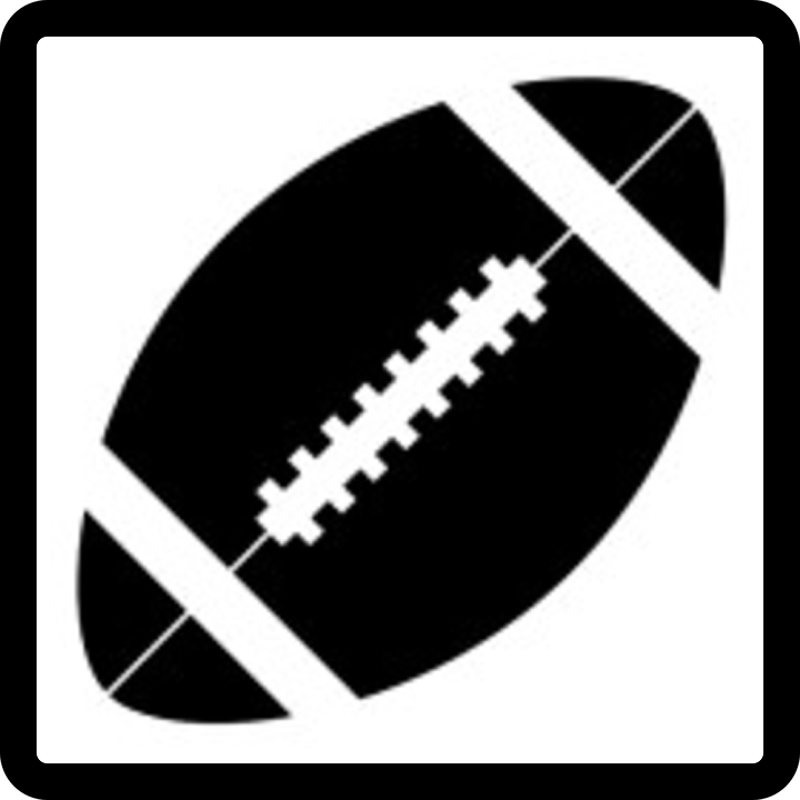 football american icon free vector graphic on pixabay rh pixabay com american football vectors american football vector free