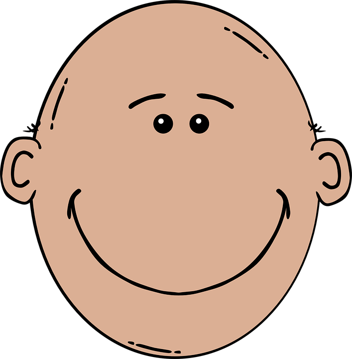Cartoon Characters Faces : Head cartoon isolated · free vector graphic on pixabay