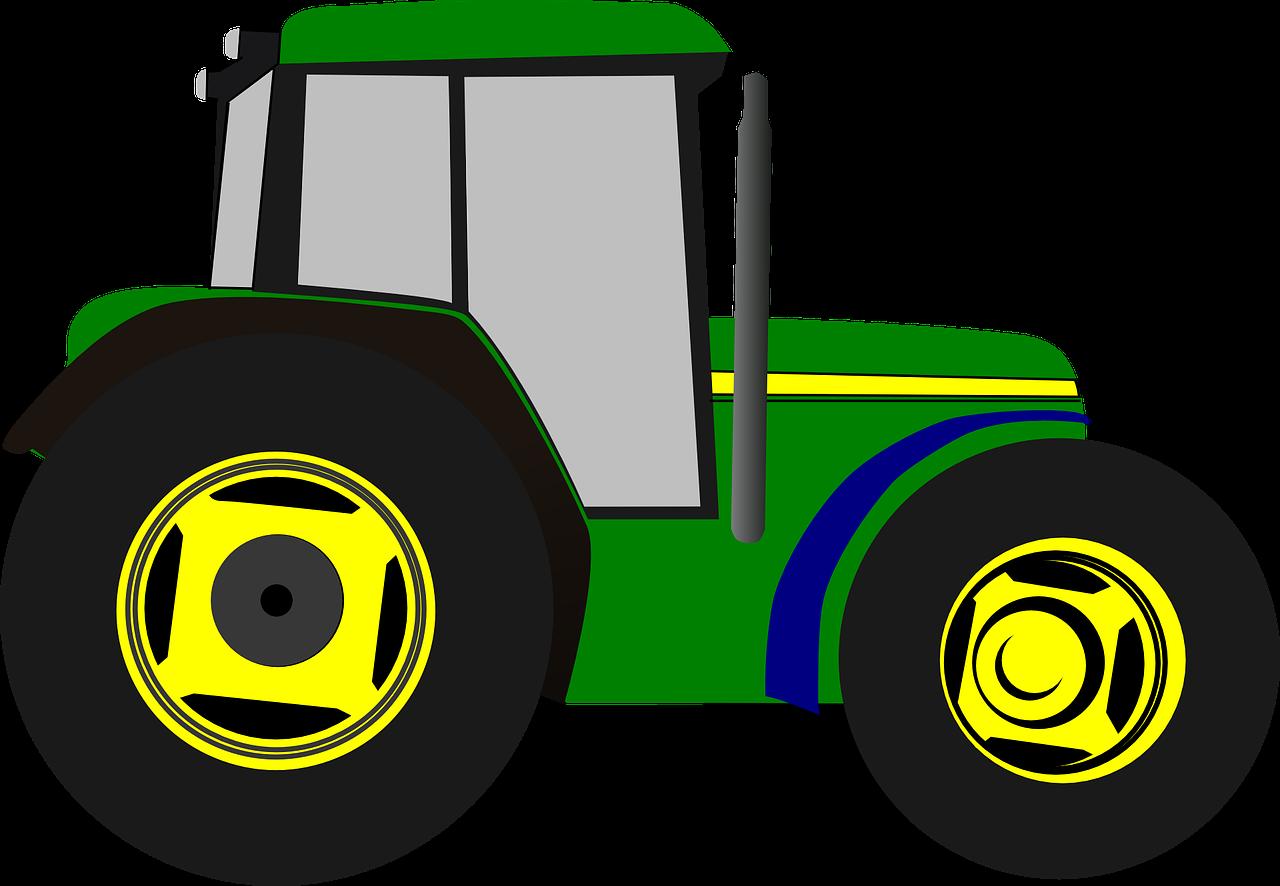 Днем рождения, трактор в картинках для детей