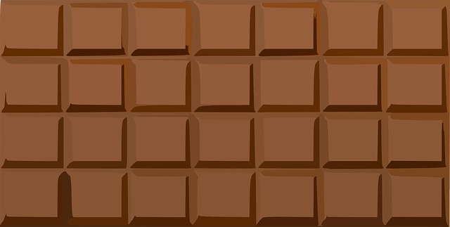 chocolate bar sweet  u00b7 free vector graphic on pixabay