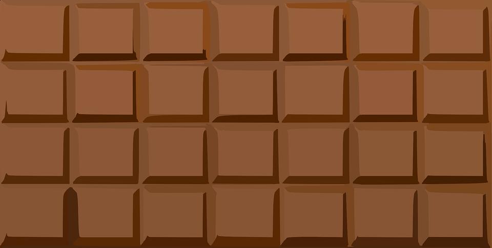chocolate bar sweet  u00b7 free vector graphic on pixabay