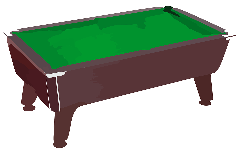 Pool Table Snooker Billiards Game