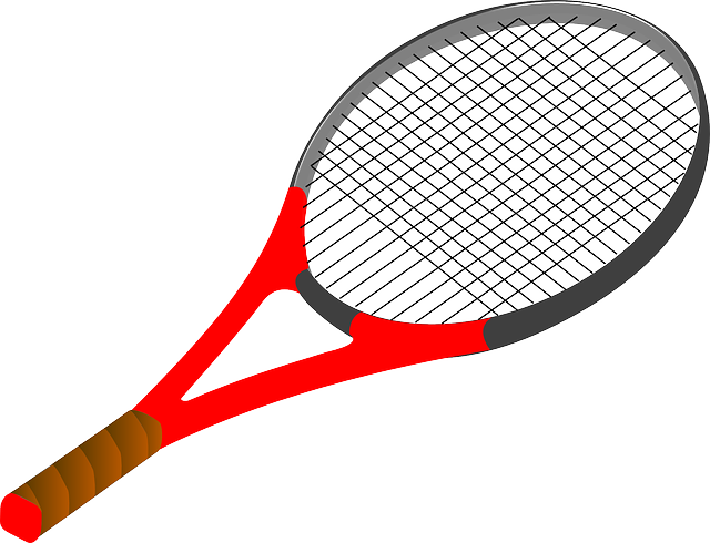 Tenis raqueta dibujo gr ficos vectoriales gratis en pixabay - Dessin raquette ...