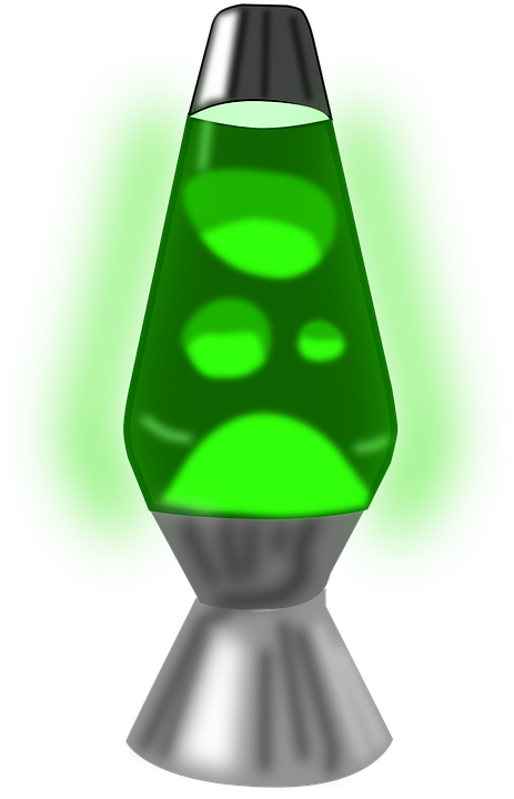 free vector graphic lava  lamp  1960s  1990s  green 1960s Fashion Clip Art Evolution Clip Art of Fashion