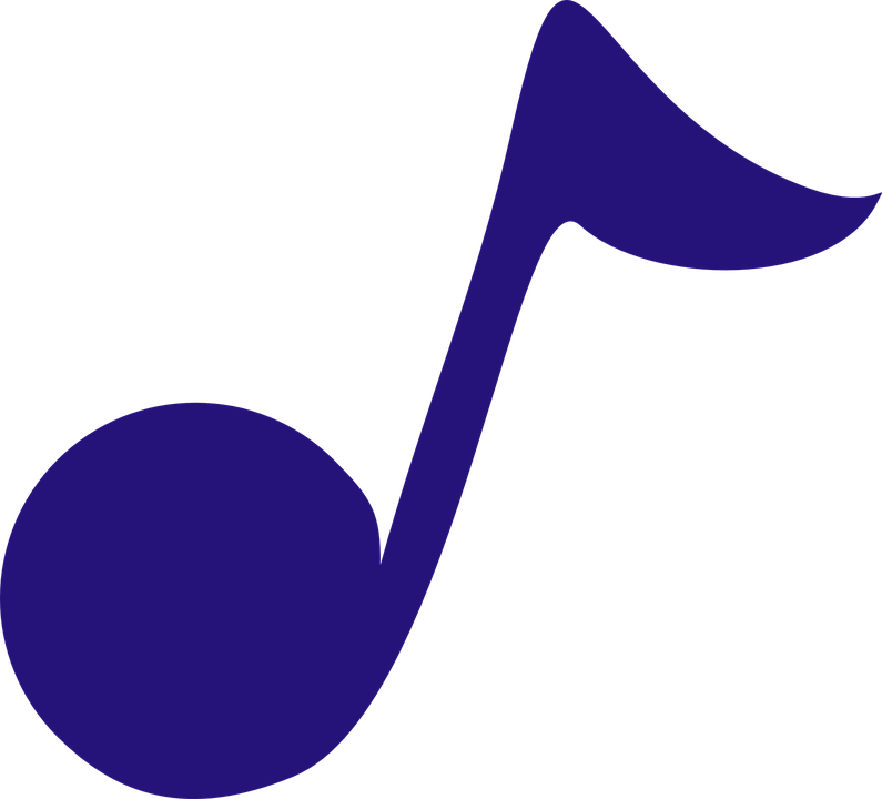 Music note melody free vector graphic on pixabay music note melody lilac altavistaventures Images