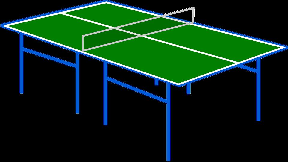 Vector gratis tenis de mesa mesa de ping pong imagen for Mesa tenis de mesa