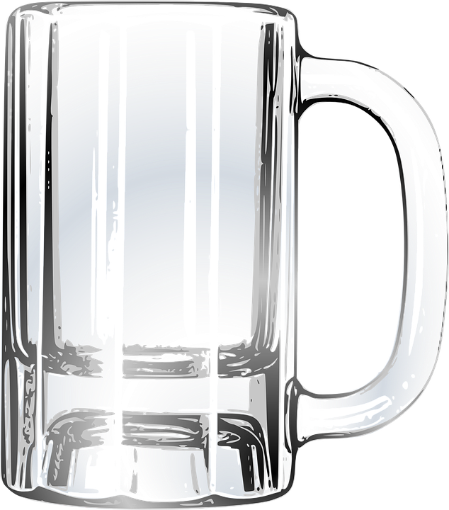 Ml Glass Mug