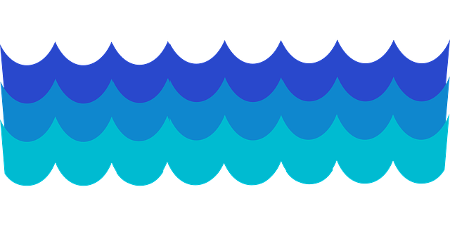 blue water pattern 183 free vector graphic on pixabay